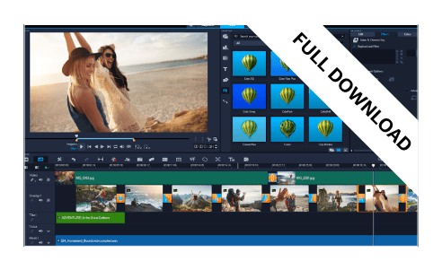 Videostudio Pro 2019 screenshot