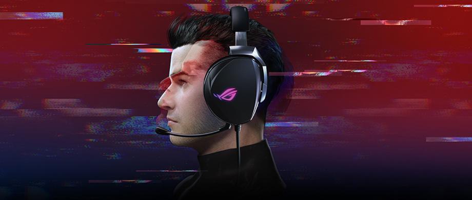 ROG Theta gaming headset