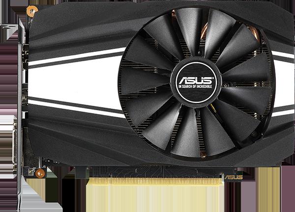 Asus GeForce RTX 2060 Phoenix grafikkort