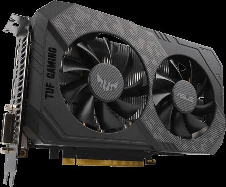 ASUS TUF Gaming GeForce® GTX 1660 SUPER™ 6GB grafikkort