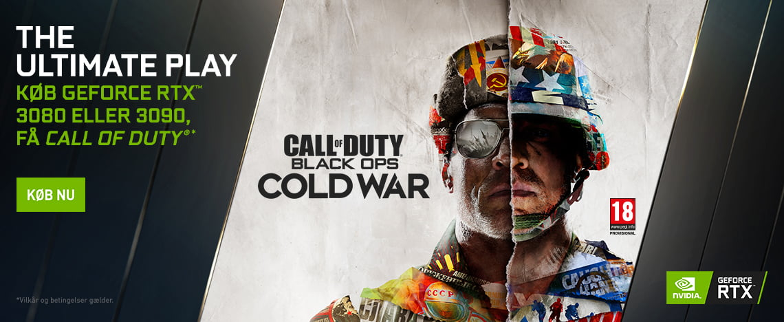 Call of Duty: Black Ops Cold War til PC