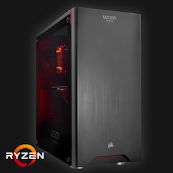 Ryzen Plus gamer stationær