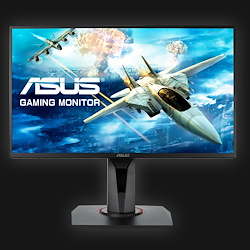 25'' Asus VG258QR - FullHD - 1ms - 165Hz Gaming - G-sync comp.
