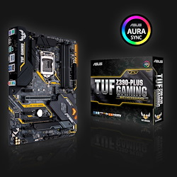 Asus Z390 TUF Plus Gaming bundkort
