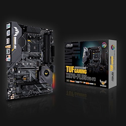 Asus X570-TUF Plus Gaming (WiFi) bundkort