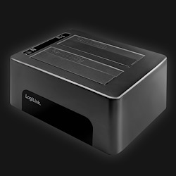 LogiLink 2-disk Docking Station Sata HDD USB 3.0