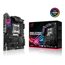 Asus X299-E ROG Strix Gaming II bundkort