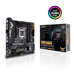 Asus B460M-Plus TUF Gaming bundkort