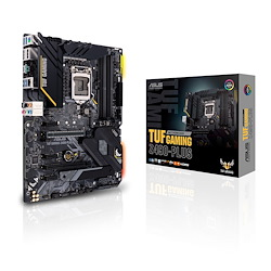 Asus Z490-Plus TUF Gaming bundkort