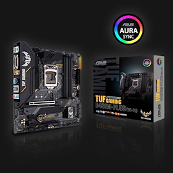 Asus B460M-Plus TUF Gaming (Wi-Fi) bundkort