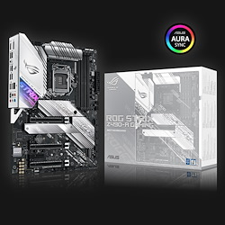 Asus Z490-A ROG Strix Gaming bundkort