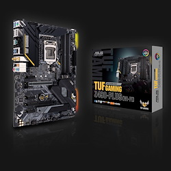 Asus Z490-Plus (Wi-Fi) Tuf Gaming bundkort