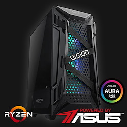 Powered By Asus TUF Ryzen