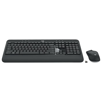Logitech® MK540 Advanced (Trådløst keyboard & mus)
