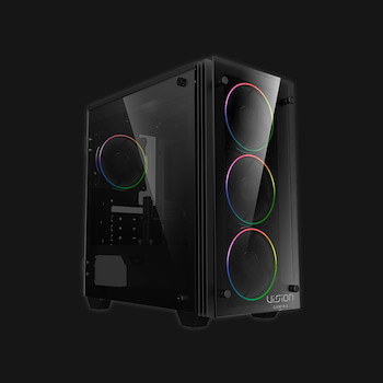 Vision Black Friday RGB computer
