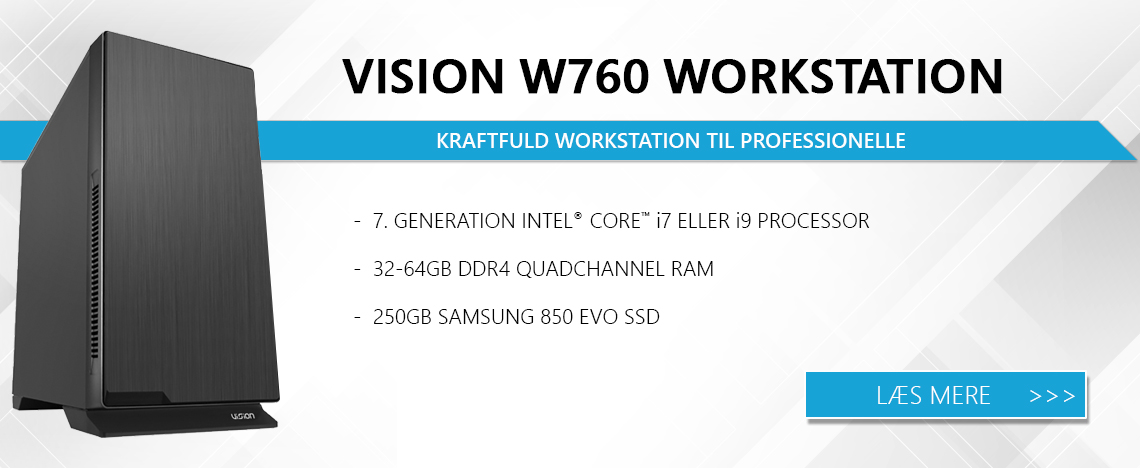 Vision Workstation W760
