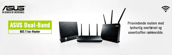Asus WiFi Routere