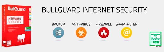 Bullguard Internet Security & Antivirus
